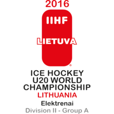 2016 Ice Hockey U20 World Championship - Division II A