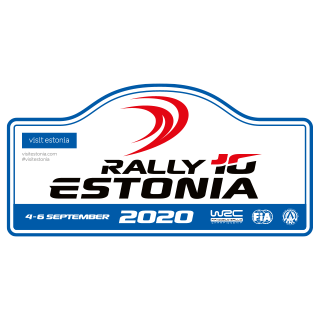 2020 World Rally Championship - Rally Estonia