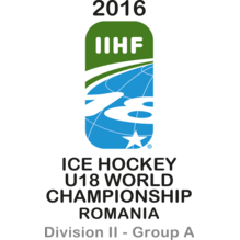 2016 Ice Hockey U18 World Championship - Division II A