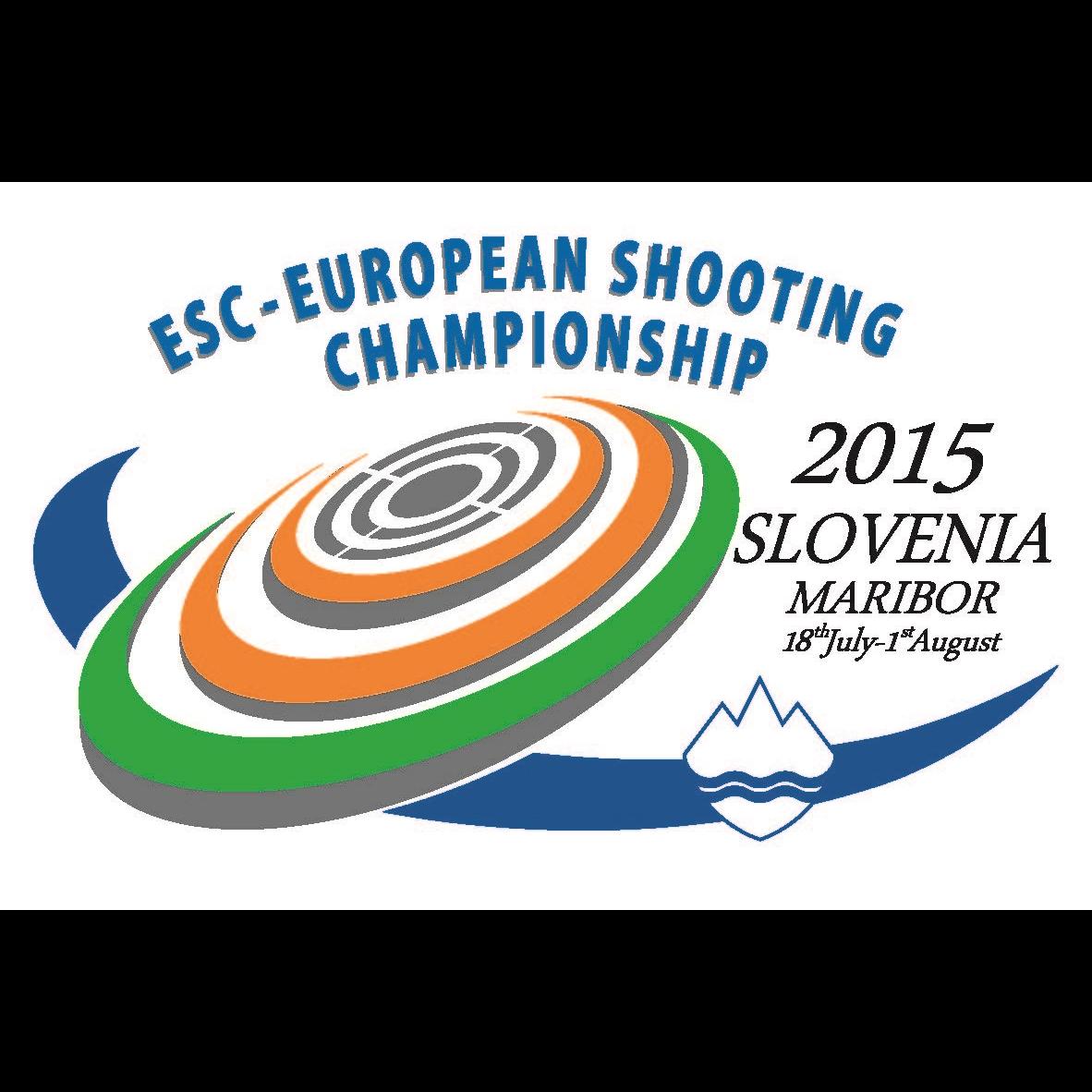 2015 European Shooting Championships