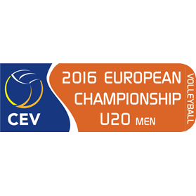 2016 European Volleyball Championship U20 Men