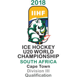 2018 Ice Hockey U20 World Championship - Division III Qualification