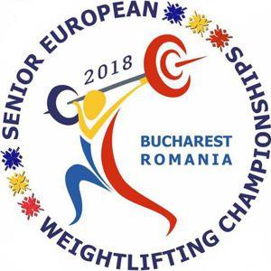 2018 European Weightlifting Championships