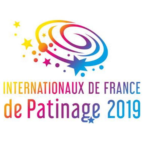 2019 ISU Grand Prix of Figure Skating - Internationaux de France