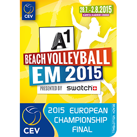 2015 Beach Volleyball European Championships