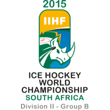 2015 Ice Hockey World Championship - Division II B