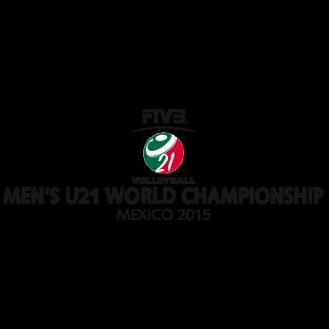 2015 FIVB Volleyball World U21 Men's Championship