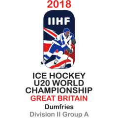 2018 Ice Hockey U20 World Championship - Division II A