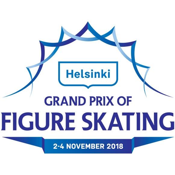 2018 ISU Grand Prix of Figure Skating - Grand Prix of Helsinki