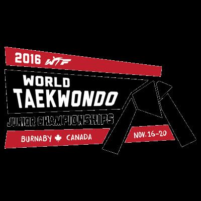 2016 World Taekwondo Junior Championships