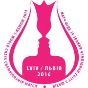 2016 World Women Chess Championship - Match