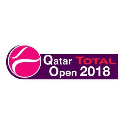 2018 WTA Tennis Premier Tour - Qatar Total Open