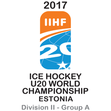 2017 Ice Hockey U20 World Championship - Div II A