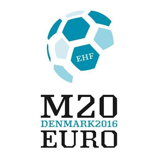2016 European Handball Men's 20 EHF EURO