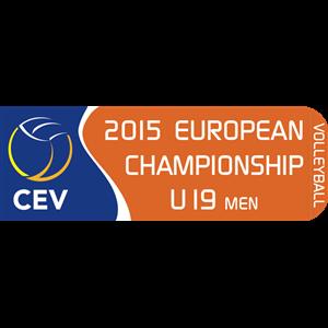 2015 European Volleyball Championship U18 Men