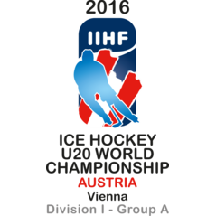 2016 Ice Hockey U20 World Championship - Division I A