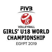 2019 FIVB Volleyball World U18 Girls Championship