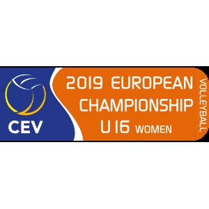2019 European Volleyball Championship U16 Women