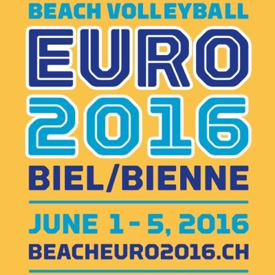 2016 Beach Volleyball European Championships