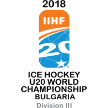 2018 Ice Hockey U20 World Championship - Division III