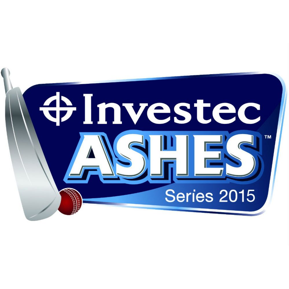 2015 The Ashes Cricket Series - First Test