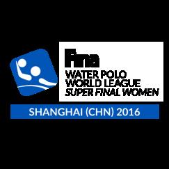 2016 FINA Women's Water Polo World League - Super Final