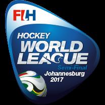2017 FIH Hockey Women's Pro League - Semifinal 2
