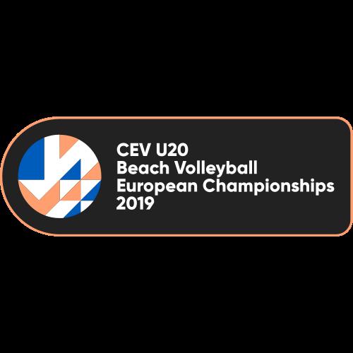 2019 U20 Beach Volleyball European Championship
