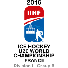 2016 Ice Hockey U20 World Championship - Division I B