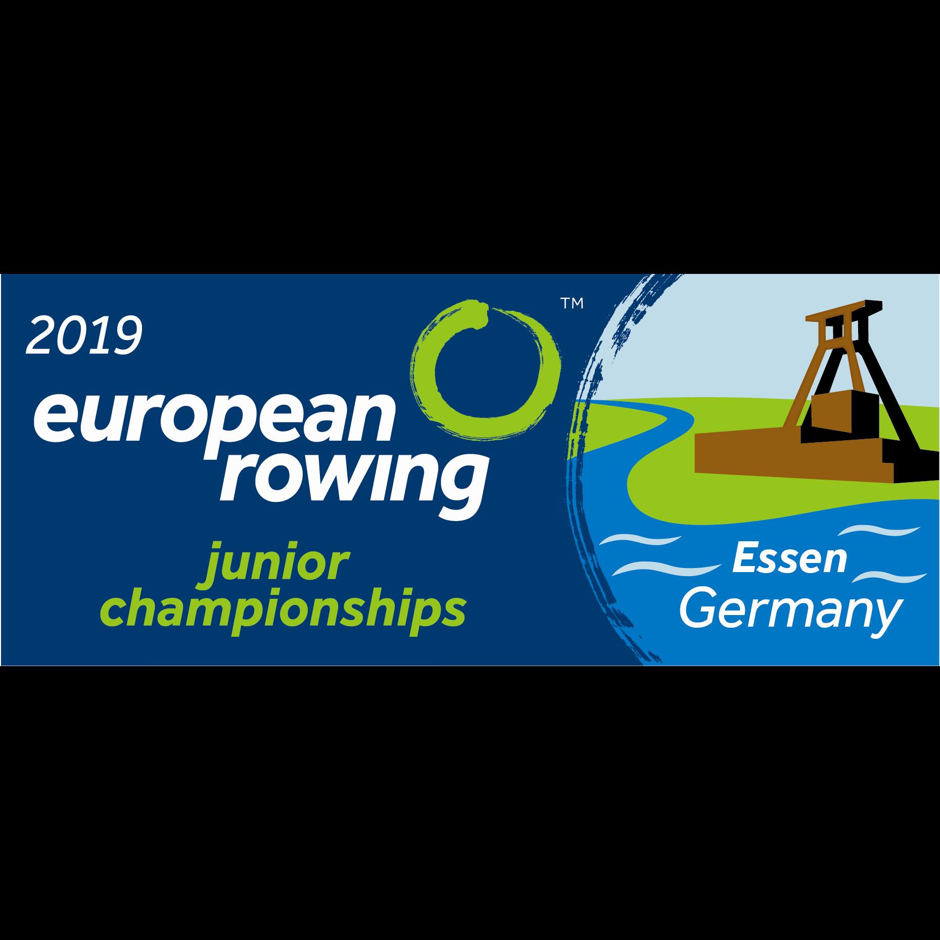 2019 European Rowing Junior Championships