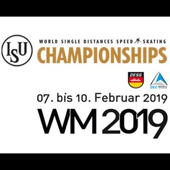 2019 World Single Distance Speed Skating Championships