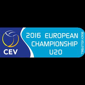 2016 U20 Beach Volleyball European Championship