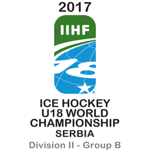 2017 Ice Hockey U18 World Championship - Division II B
