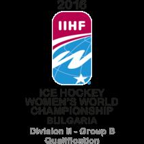 2016 Ice Hockey Women's World Championship - Division II B Qualification