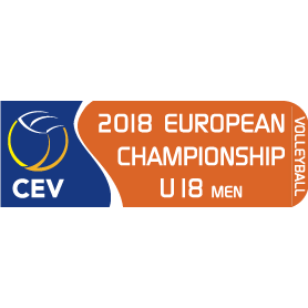 2018 European Volleyball Championship U18 Men