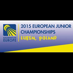 2015 European Junior Badminton Championships