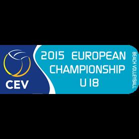 2015 U18 Beach Volleyball European Championship