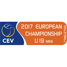 2017 European Volleyball Championship U18 Men