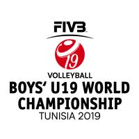 2019 FIVB Volleyball World U19 Boys Championship