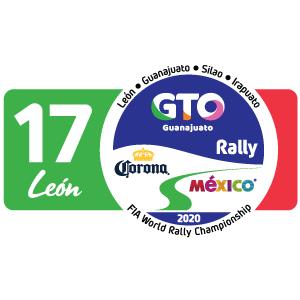 2020 World Rally Championship - Rally Guanajuato México