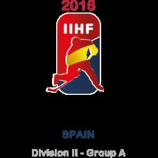 2016 Ice Hockey World Championship - Division II A