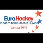 2016 EuroHockey Indoor Championships - III Men