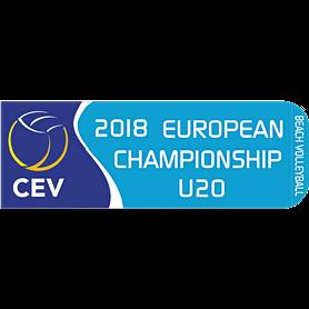 2018 U20 Beach Volleyball European Championship