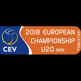 2018 European Volleyball Championship U20 Men