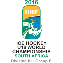 2016 Ice Hockey U18 World Championship - Division III B