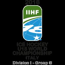 2016 Ice Hockey U18 World Championship - Division I B