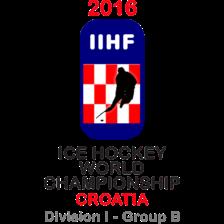 2016 Ice Hockey World Championship - Division I B