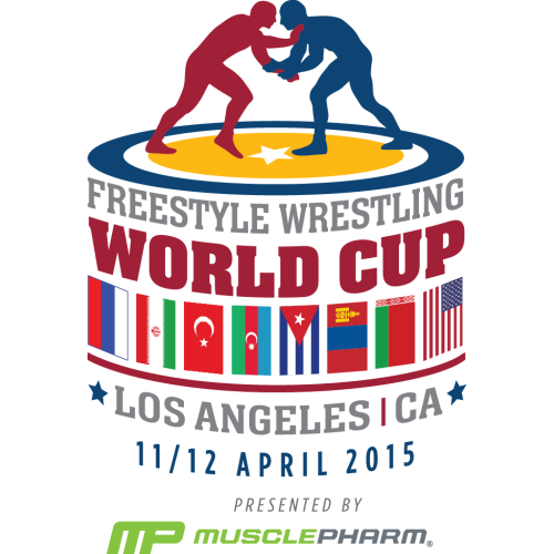 2015 Wrestling World Cup - Men's freestyle