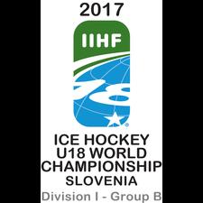 2017 Ice Hockey U18 World Championship - Division I B