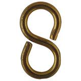 217 Ess Hooks 25mm 1 Brass